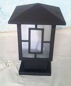 Lampu pilar out door murah