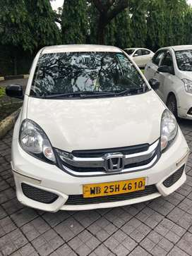 Commercial Honda Amaze For sale, company maintained