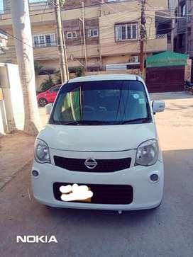 Nissan Moco 2014. with out any Processing fee or any hidden Charges.
