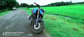 FZ25 good condition all documents,insurance 5 year,RC,pollution