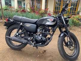 Dijual Cepat Kawasaki W175 SE