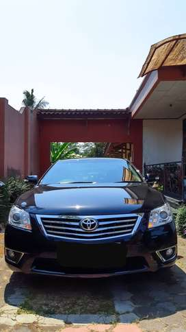 Toyota Camry V 2010 Plat Lokal AB Pajak Des 20 Lok. Sala3  DP 10 Juta