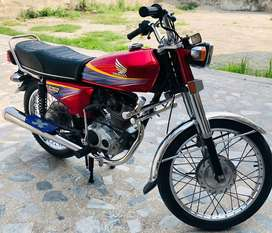 Honda 125 Model 2007 for sale with good condition