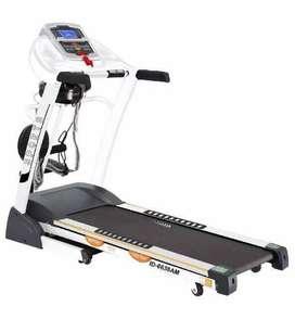 Hemat Biaya Treadmill elektrik ID6638AM Fitness Olahraga