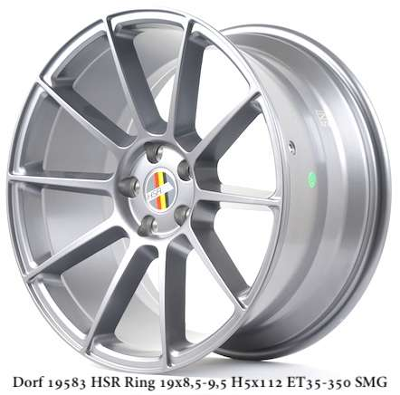 DORF 19583 HSR R19X85/95 H5X112 ET35/40 0