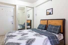 Disewakan Apartemen Green Pramuka City type studio bisa cicilan