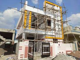 Duplex house with quality construction