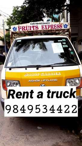 Rent A Truck, monthly packages also available