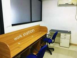 Fully furnished AC office near stadium ,kaloor