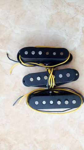 Pickup Quantum single coil
