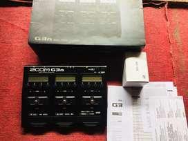 Zoom G3n Multi efek prosessor