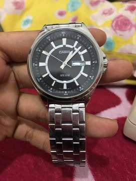 Casio ori jam tangan pria