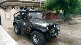 Paink motors jeep modifications all india