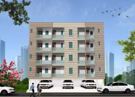 2 BHK Apartment in 2 Side Open Property