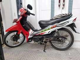 Yamaha vega R lengkap pajak on