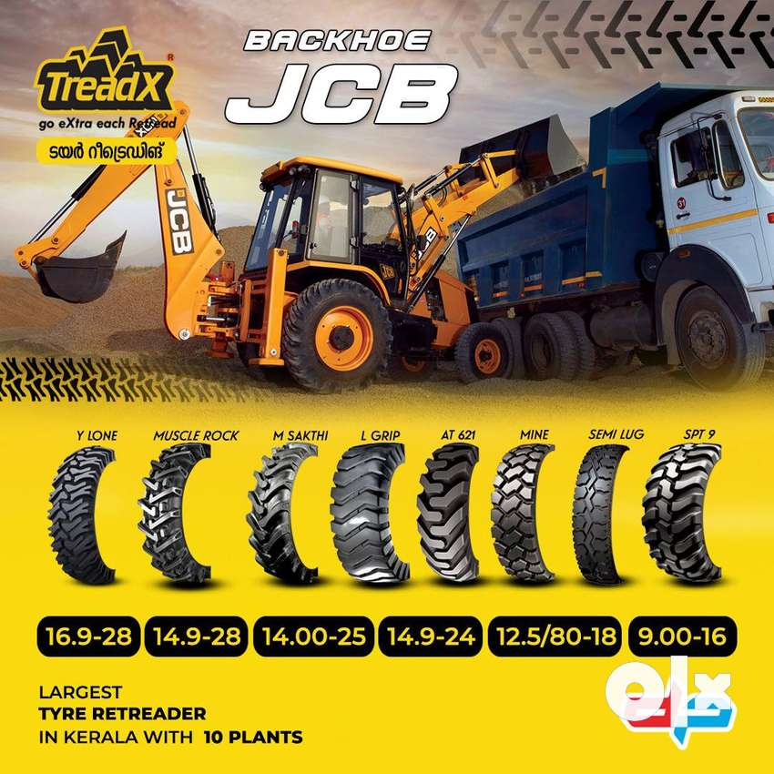 Tyre Retreading/Resoling service across KERALA free pickup & delivery
