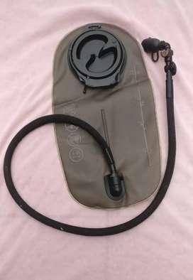 3L Outdoor TPU Hydration Bladder Bag Black Tube