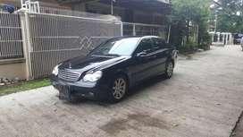Di julal Mercedes Benz C230 tahun 2006 Rp 130.000.000