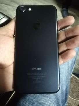 I phone 7 32 gb black