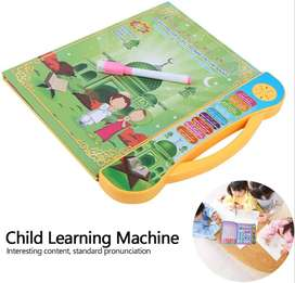 English Arabic Electronic Learning Reading Machine Best Gift For Kids