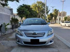 Toyota Corolla Altis - Get on 20% down payment