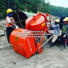 Mesin Concrect Mixer Beton Semen Molen Cor STHALESIEEN 500 Liter