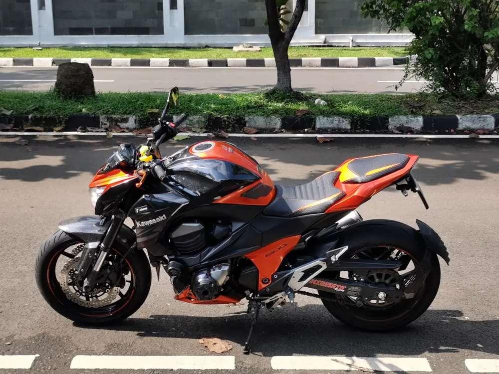 TT/BT Kawasaki Z800 Orange FP Muluuus zx6r 636 r6 cbr600rr gsxr