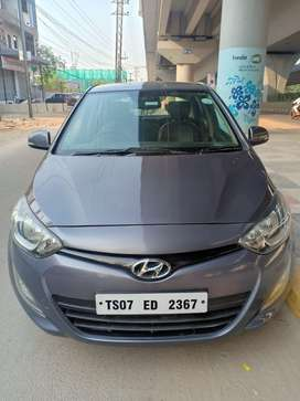 Hyundai i20 1.4 Sportz, 2014, Diesel