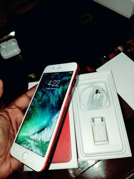 apple iphone 7plus 128gb rom cash on delivery available.