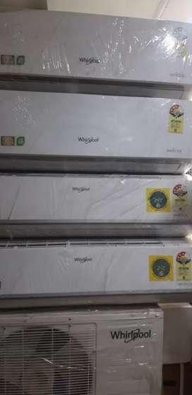BRAND NEW VOLTAS & WHIRLPOOL 1.0 & 1.5 TON SPLIT AC RS 16000 TO 26000