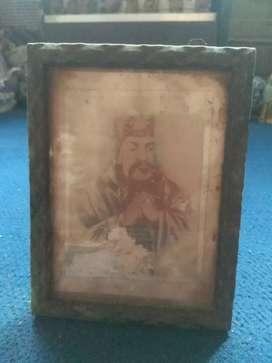 Foto dewa China kuno
