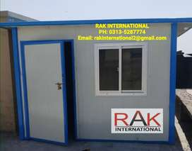 Prefab House,Security Guard Room,Porta Cabin,Office Container,Toilet..