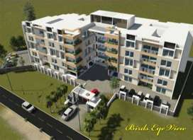 Spacious 3bhk for immediate rent