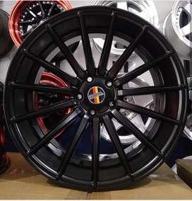 Jual Velg Racing BMW, Landrover Ring 18 Type GRACIOUS SMB HSR
