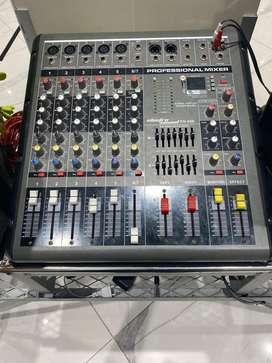 Speaker Fahrenheit & Mixer