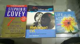 Books for sale (can be sold separately)