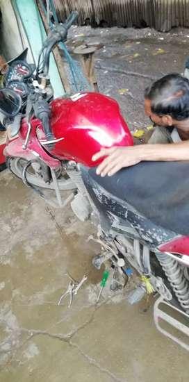 I want unicorn bike. With maintened condition