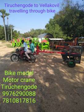 Motor lifting machine
