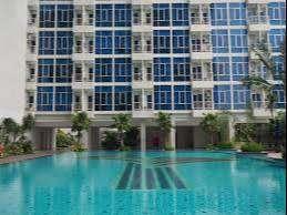 Sewa/Kos Apartemen Capitol Park Residence Salemba tipe Studio -Tahunan
