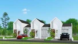 Tersedia 6 Unit Rumah Siap Bangun dalam Cluster Paraksari Pakem