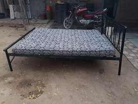 Dabal bed steel