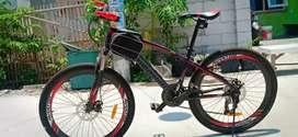 Avator Sepeda Gunung