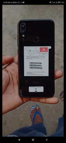 Redmi note 7pro  Good condition  charger box Bill  1eyr old phone