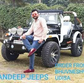 sandeep jeeps