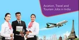 Delhi Airport - Ticket Counter - Ground Staff