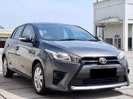 Toyota Yaris E automatic 2014 KM.50rb record
