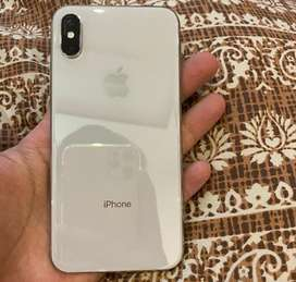 Iphone X 256gb factory Unlocked 10/10 phone PTA Approved