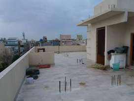 Roof with marble floor for sale urgently