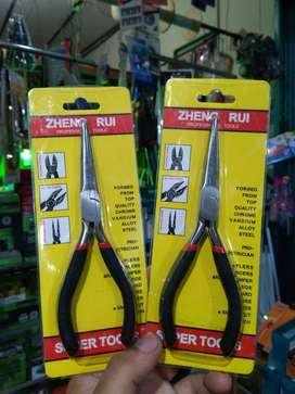"""Tang Lancip Mini 4,5"""" Tang Cucut Tang Panjang Tang Mancing Long Nose"""