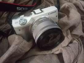 Di jual murah kamera mirrorles canon eos m3